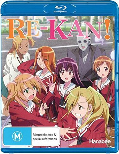 Re-Kan | Anime & Manga | NON-USA Format | Region B Import - Australia