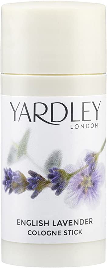 Yardley Londres Inglés lavanda Colonia Stick: Amazon.es: Belleza