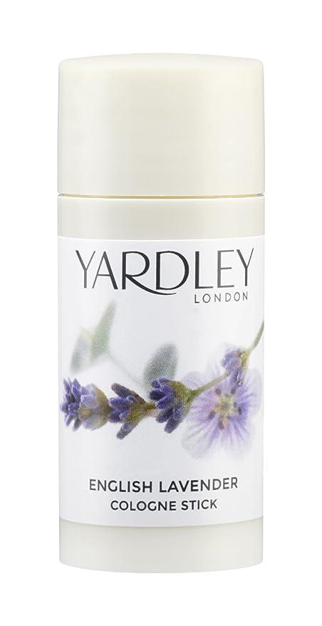 Yardley Londres Inglés lavanda Colonia Stick