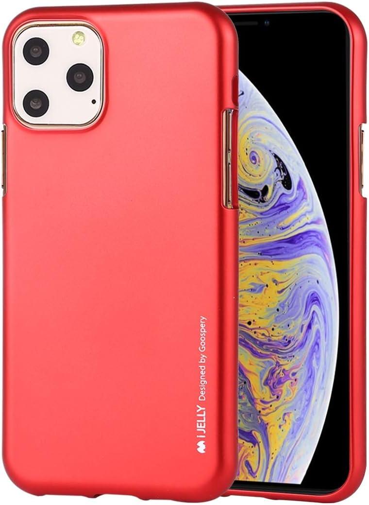 TONWIN La Caja del teléfono for el iPhone Pro 11 Mercurio i-Jelly ...