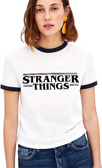 YOINS Camiseta Manga Larga Camisa Cuello V Blusa Brillante Metalico Sexy Tops Mangas Acampanadas Mujer: Amazon.es: Ropa y accesorios