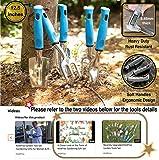 Kit4Pros Garden Tool Set Gardening Gifts for Women