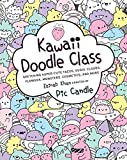 "Create your own kawaii world with Pic Candle and Kawaii Doodle Class! The Japanese word kawaii translates to ""cute,"" and this how-to book is chock-full of super-adorable images of tacos, sushi, smoothies, clouds, rainbows, cacti, do..."