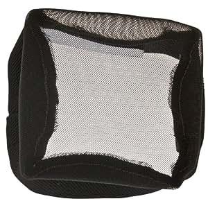 Ram Bug Barrier - Filtro de aire contra insectos para extractor, 125 mm, 4 piezas de velcro