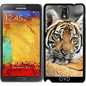 Funda para Samsung Galaxy Note 3 (GT-N9500) - Tiger_2014_1002 by JAMFoto