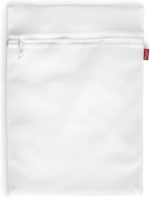 Rayen, Bolsa para Máquina de Lavar Ropa, Blanco, talla S, 30 x 40 cm