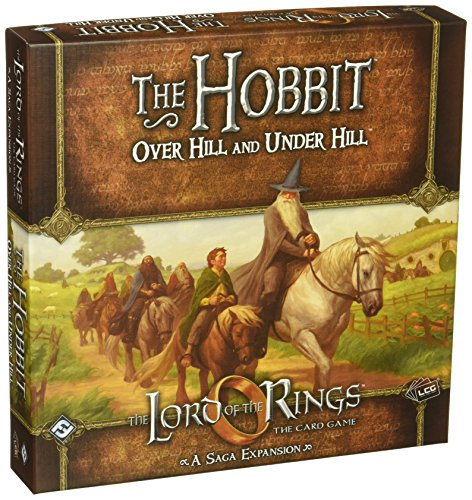 (The Lord of the Rings: The Card Game - The Hobbit Over Hill and Under Hill Saga Expansion)