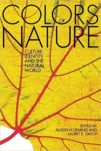 Book The Colors of Nature: Culture, Identity, and the Natural World