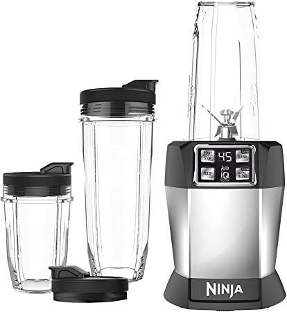 Nutri Ninja Personal Blender With 1000 Watt A