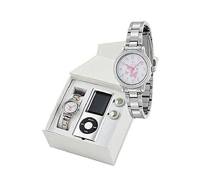 Reloj Marea niña + Mp4