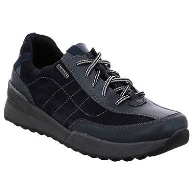 Chaussures Pleaser argentées femme Romika Womens Victoria 03 Ocean Kombi  Leather Shoes 41 EU Noir ( eeb7b865f8eb
