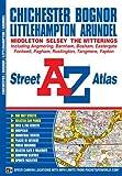 Chichester Street Atlas (A-Z Street Atlas)