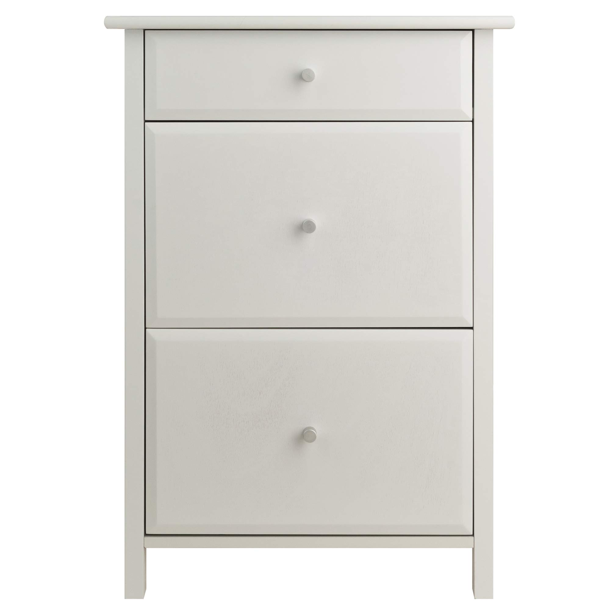 Winsome Wood 10321 Delta File Cabinet White Home Office, by Winsome Wood (Image #4)