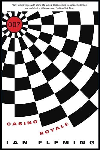 casino royale hardcover