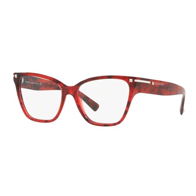 Occhiali Da Vista Donna Valentino Va 3017 5020 Rosso Eyeglasses Sehbrille 54/140 NdIbuNeACW