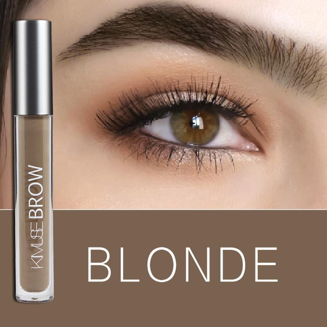 Amazon Waterproof Liquid Eyebrow Smytshop Long Lasting