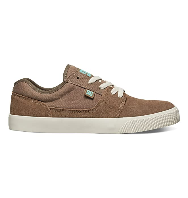 DC Shoes Tonik Sneakers Skateboardschuhe Herren Damen Unisex Erwachsene Hellbraun
