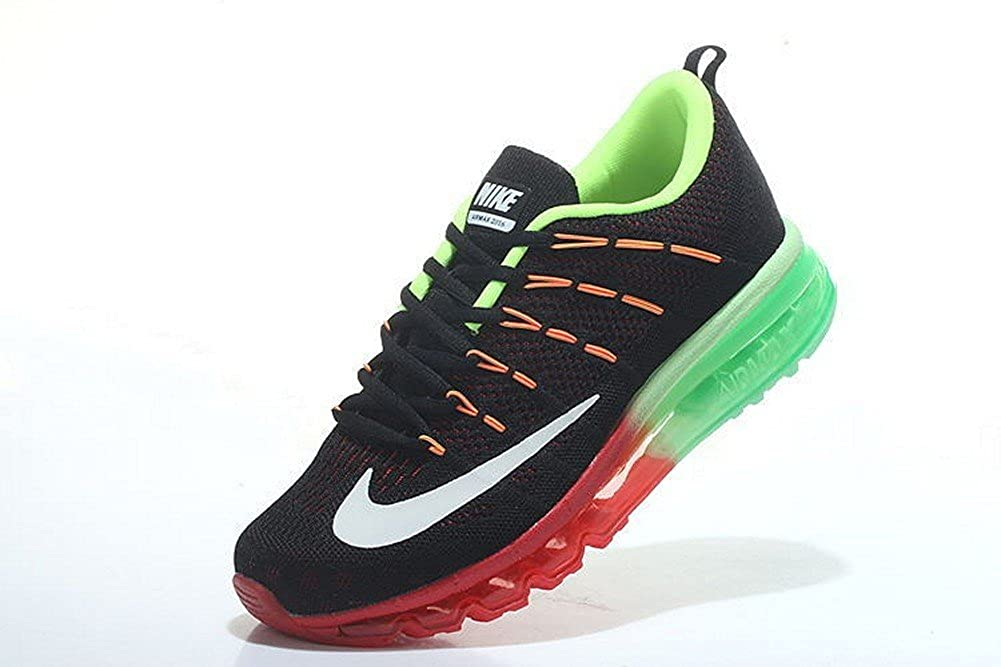 new style 837bd 7f718 Nike Air Max 2016 Flyknit Mens (USA 10) (UK 9) (EU 44)  Amazon.co.uk  Shoes    Bags