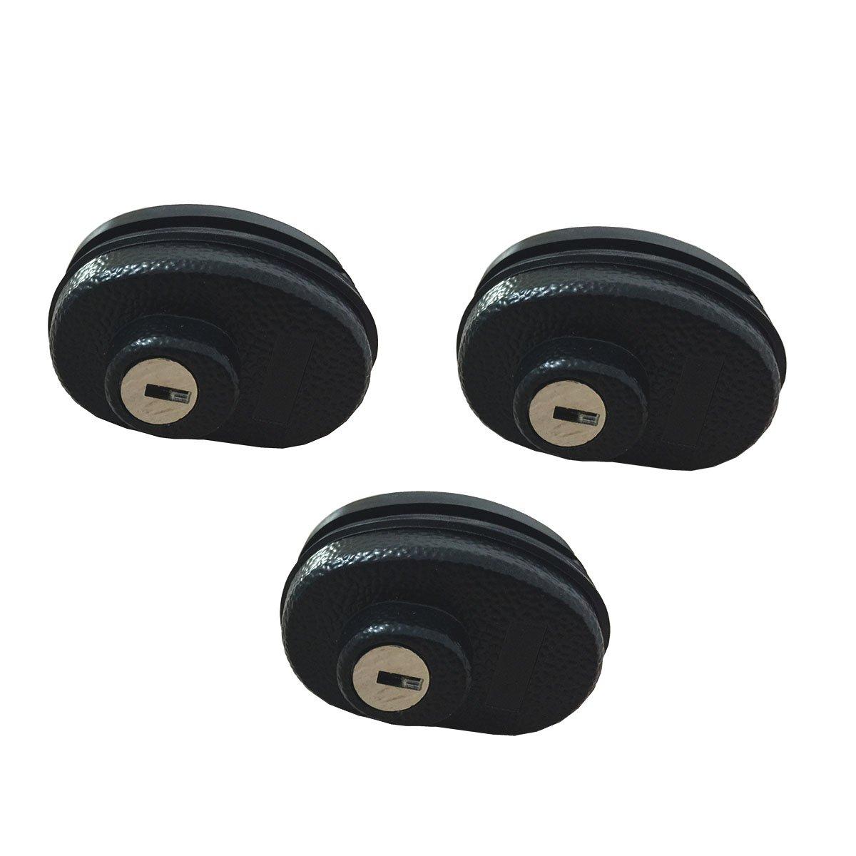 WinCret 3-Pack Trigger Gun Locks Keyed Alike