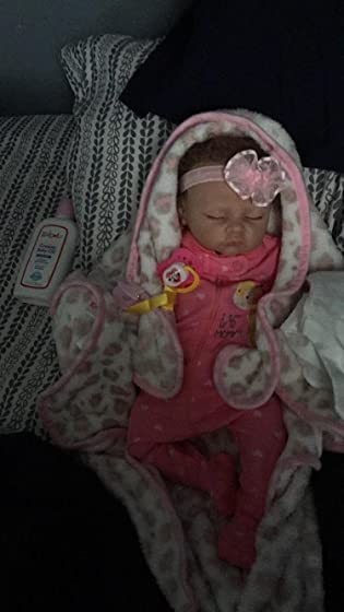 The Ashton - Drake Galleries Sophia Breathes, Coos and has a Heartbeat - So Truly Real Lifelike, Interactive & Realistic Weighted Newborn Baby Doll 19-inches I fell in love as soon as I picked her up out of ...