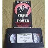 1994 CLINTONS Circle of Power VHS Tape Movie Documentary CRIMINAL ACTIVITIES