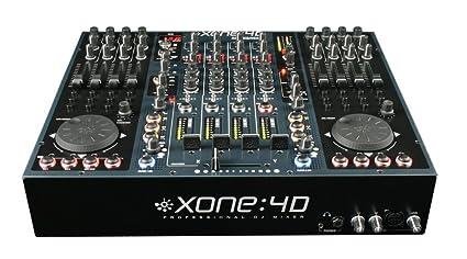 Amazon.com: Allen & Heath XONE: 4d universal – Controlador ...