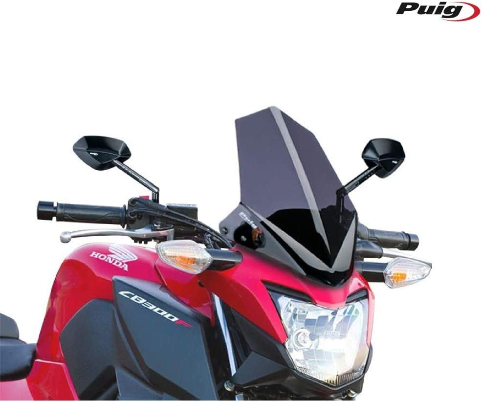CLEAR PUIG NAKED NEW GENERATION WINDSHIELD BMW S1000R Fits