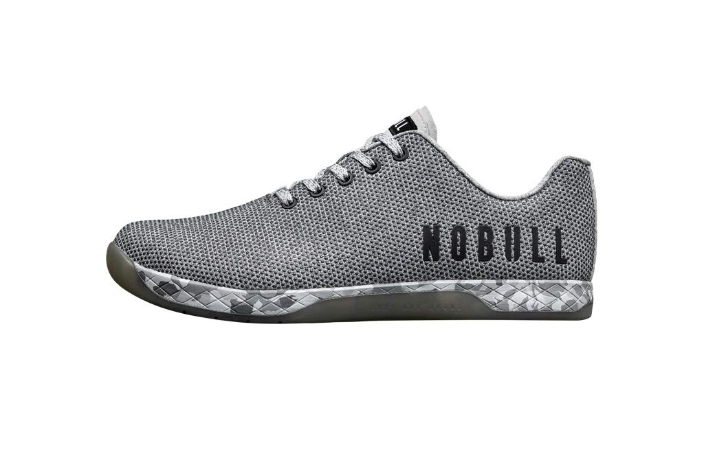 NOBULL Women's Training Shoes and Styles (5, Grey Heather)