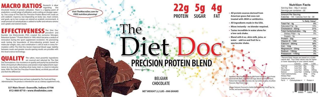 diet doc protein powder