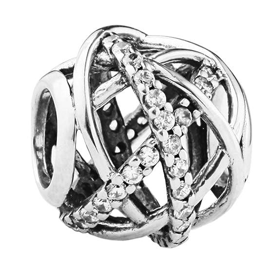 11 opinioni per Bead Charm Per Donne Ragazze Fascino Charms Argento Sterling 925 Sterline