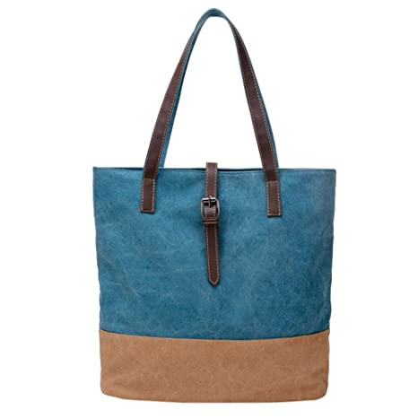 Bolso Grande De Mujer Hombro Mano Bag Capacidad Shopper Bolsos Tote Gran fdqPwS