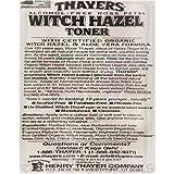 Thayer - Witch Hazel Toner-Rose Petal Alc.Fr, 12 fl oz liquid