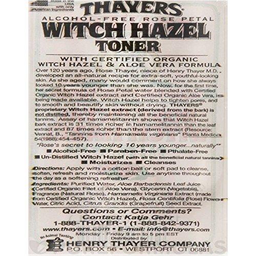 Thayer's Уход за кожей Thayers Rose