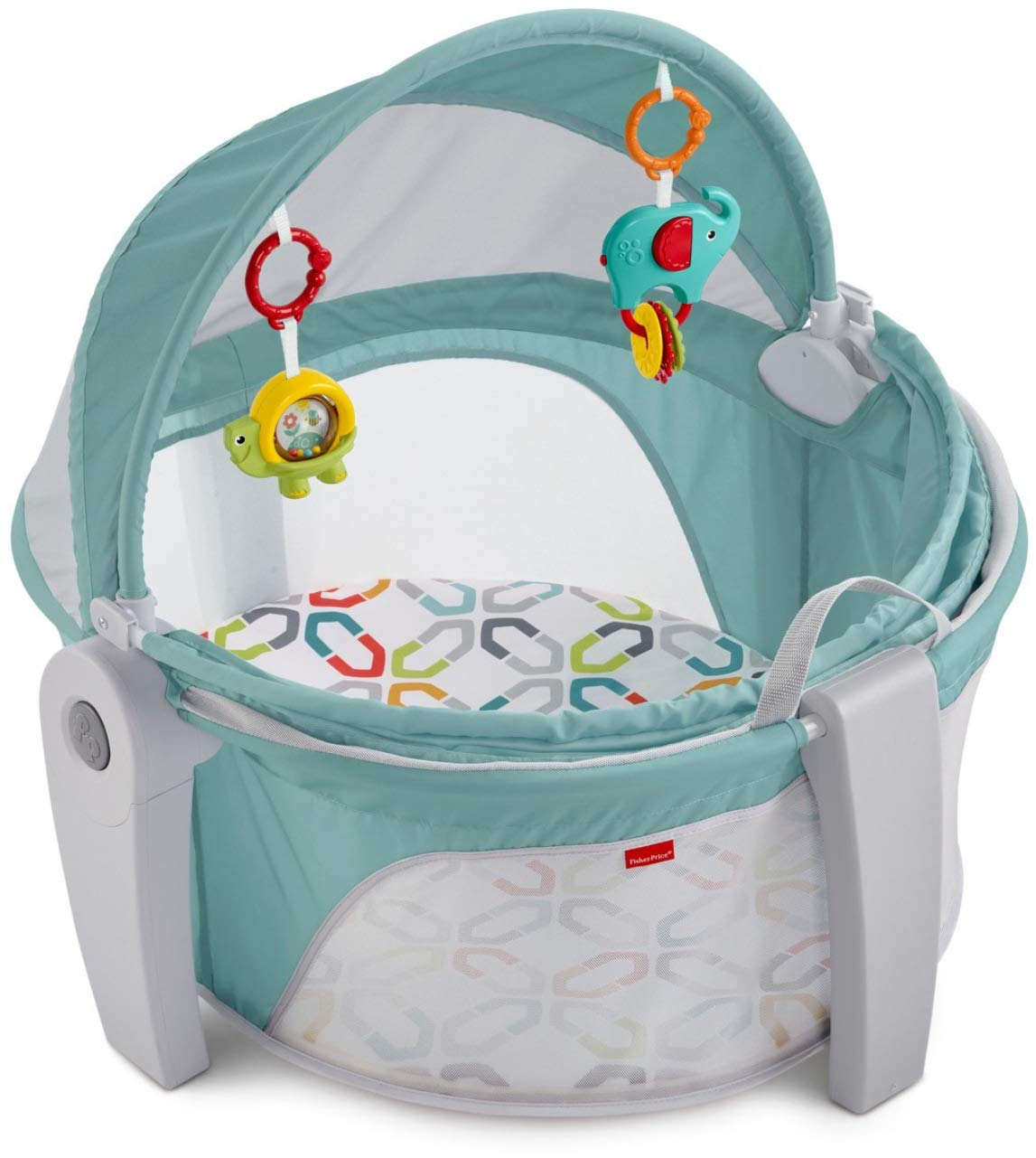 Fisher-Price On-The-Go Baby Dome Amazonca/FISNE FFR36