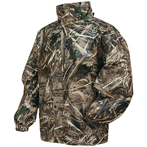 Frogg Toggs All Sport Rain Suit, Realtree Max-5, Size Large All Sport Rain Suit, Realtree Max-5, Large ()