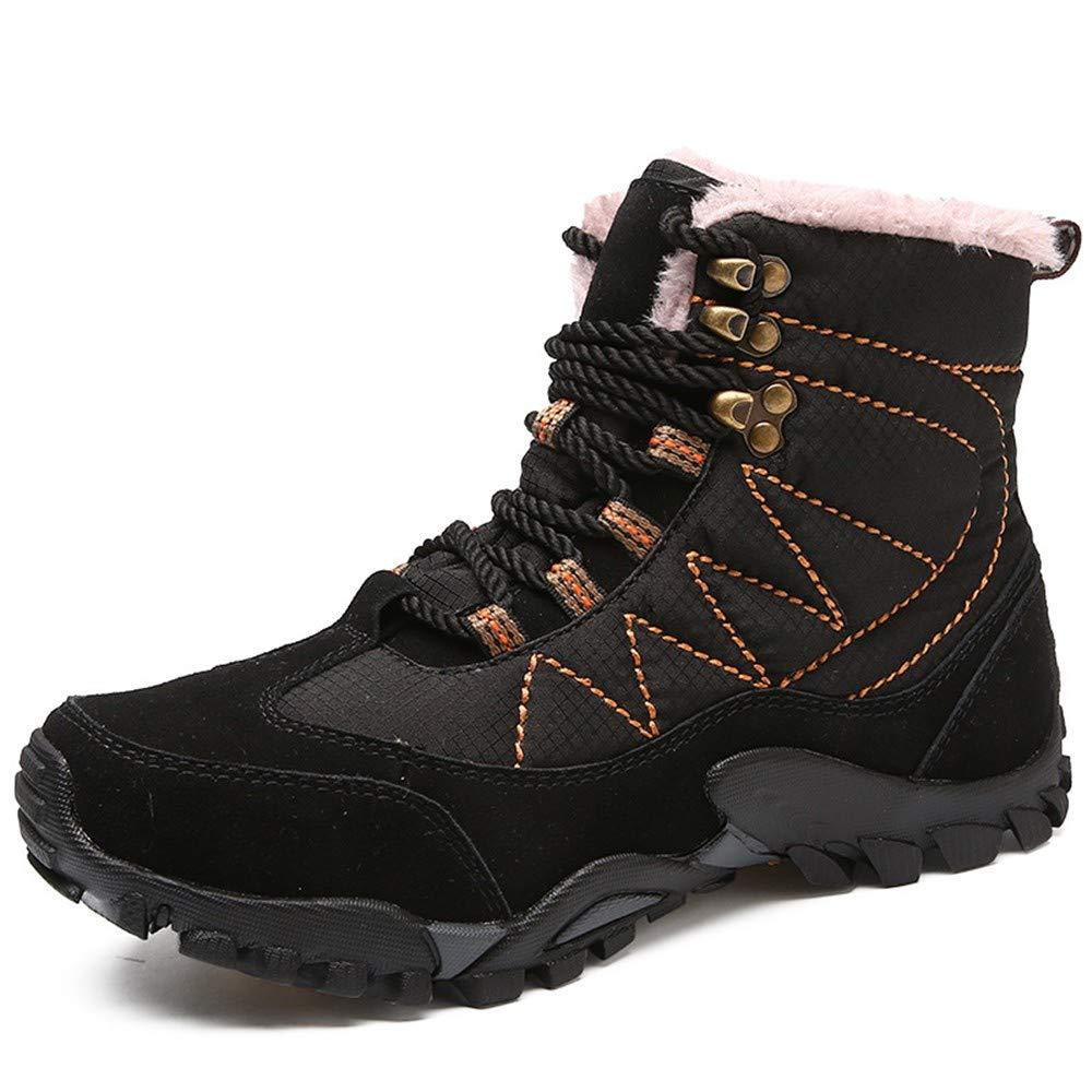 Top Shishang Lässige Herren-Schneestiefel im Winterstil sowie samtartige Wanderstiefel Wanderstiefel Wanderstiefel und Stiefeletten 28f85a