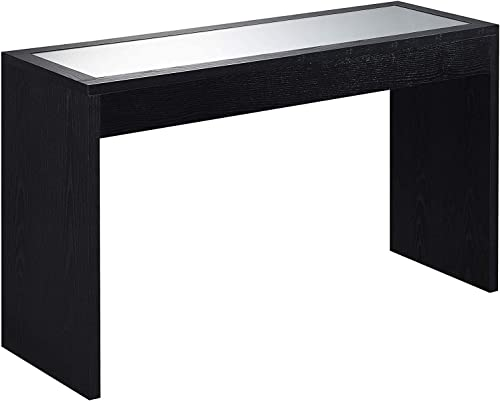 Convenience Concepts Northfield Mirrored Console Table