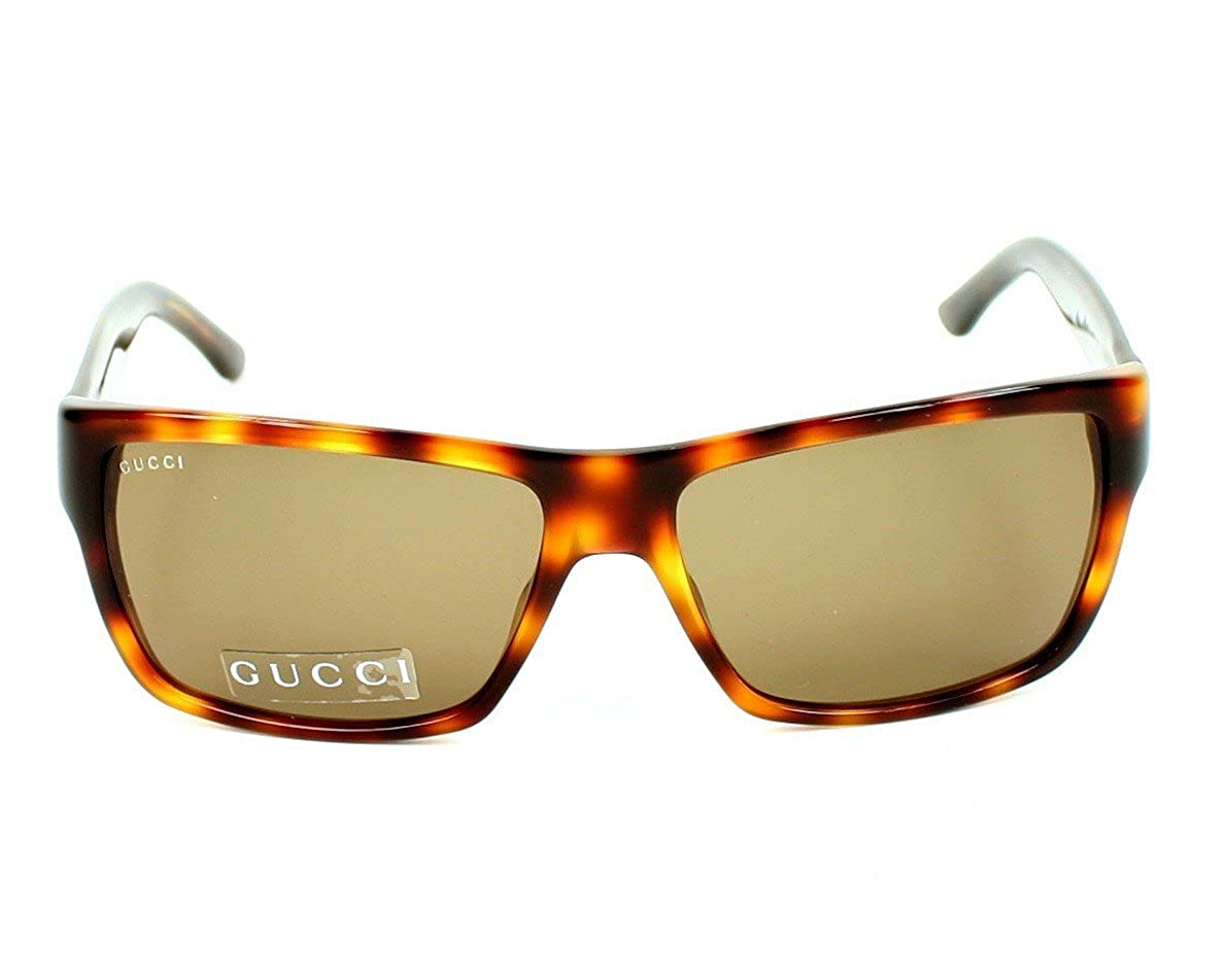 4bf91410e57 Gucci Sunglasses GG 1000  S WRRX7 Acetate plastic Havana - Black Brown   Amazon.co.uk  Clothing