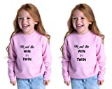 We Put The Win in Twin Toddler Long Sleeve
