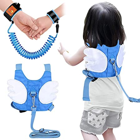 Baby Safety Walking Harness Child Toddler Anti-Lost Belt Harness Reins w// Leash