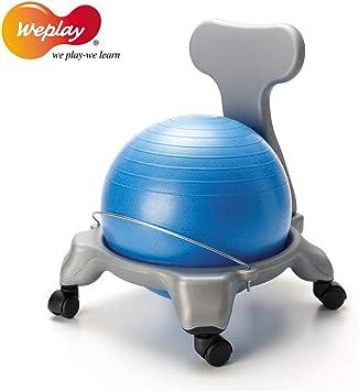 WePlay ke0312 – Silla de Pelota pequeña: Amazon.es: Juguetes y juegos