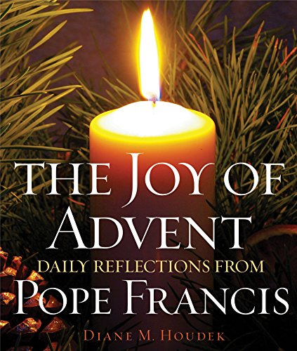 The Joy of Advent: Daily Reflections from Pope Francis cover