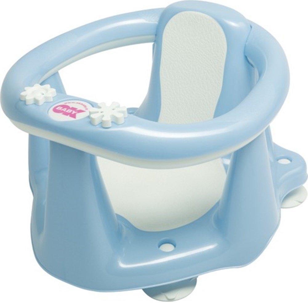 OK Baby O37995535 Badesitz Flipper Evolution, hellblau Bisal GmbH - Baby