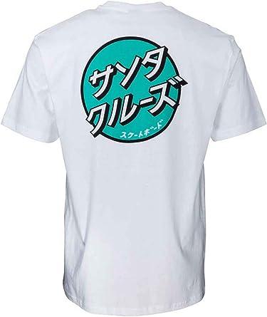 Santa Cruz Other Japanese Dot Skate - Camiseta de manga corta ...