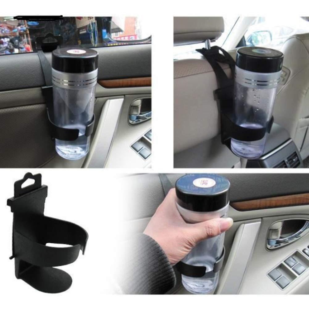 EUYOUZI Cup Holder Car Car Bottle Holder Bottle Mug Car Cars Container Hook Truck Inside The Car Window Sprint Mountain A Black Cylinder Holder