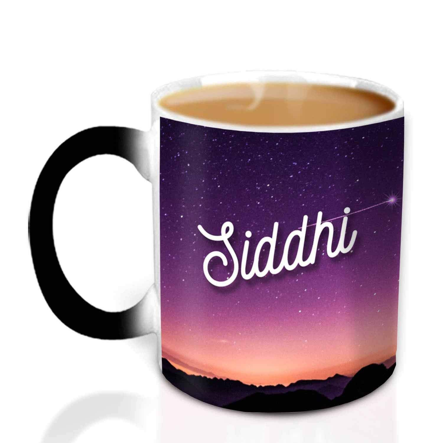 Buy Hot Muggs You Re The Magic Siddhi Magic Mug Personalised Name Ceramic 315ml 1 Unit Valentine Gift Online At Low Prices In India Amazon In Share to twitter share to facebook share to pinterest. buy hot muggs you re the magic siddhi