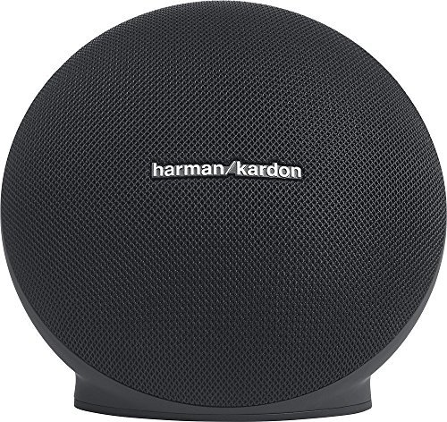 Harman/kardon - Onyx Mini Portable Wireless Speaker - Black (Renewed)
