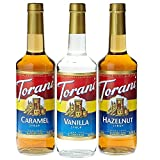 Torani Coffee Syrup Variety...
