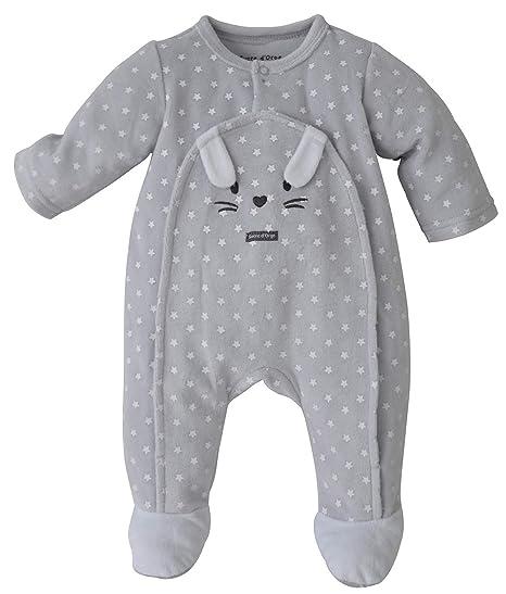 f9184ec8b97d1 Sucre D Orge - sleepwear - Mixte - 1 - pyjama bebe imprime etoiles ...