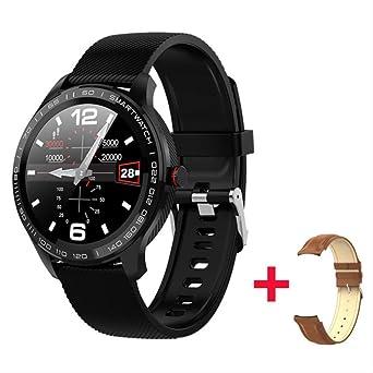 Smart Watch Men 1.3 Inch Full Round Pantalla HD Smartwatch Ip68 ...